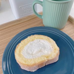 買ってよかった!おやつにピッタリな楽天の激安冷凍ロールケーキ