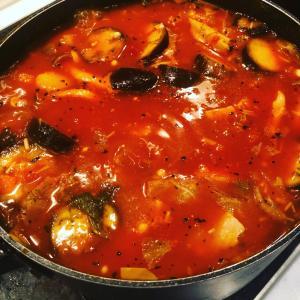 寒い日には、スープが恋しくなる