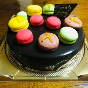 24年来のお付きあいのある患者さんが、お祝いケーキを持ってきて来れました︎リニューアル...