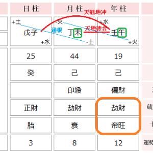藤井聡太七段の命式が、えげつない!