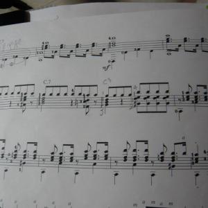 #8.グランソロの練習、ここはどの様に歌うか?・・の練習