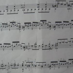 #10.グランソロの練習 3つ目の難関はクリヤーできそうです。