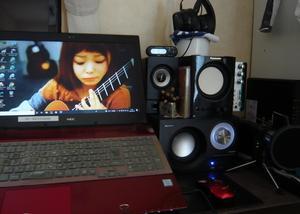 PCでステレオ並みに音楽を聴く・・