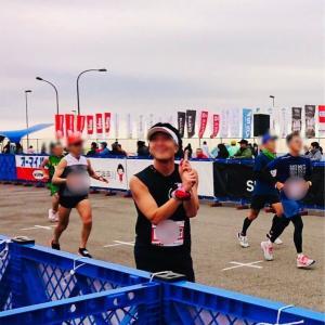 マラソンのレースに向けた心の準備の方法。