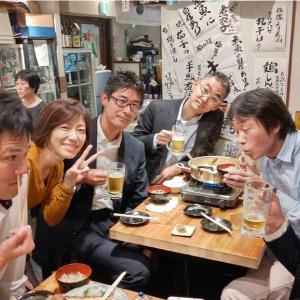 関西のランナーさん達と飲んだ話。