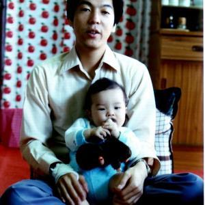 父親と俺。