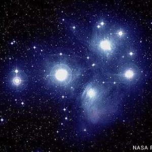 宇宙と原子と人間関係と。