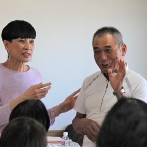 素晴らしい竹中会長について、雅代さんからメッセージ