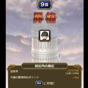 <netkeiba 俺プロ>  9段昇格!