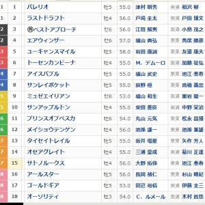 AR共和国杯(GⅡ)枠順とポイント