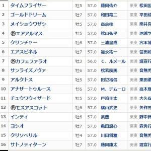チャンピオンズC(GⅠ)枠順とポイント