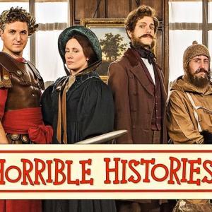 イギリス版歴史にドキリーHorrible History