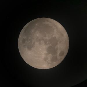 2020年9月2日の満月