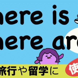 There is ~ は「~がある」という意味だと思ってませんか?