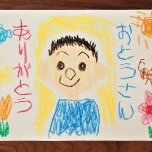 【父の日限定ギフト】子どもが描いた『お父さんの似顔絵』が大変身!