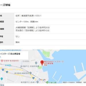 「DOCK OF BAYSTARS YOKOSUKA」ならびに横須賀スタジアムの改良試案