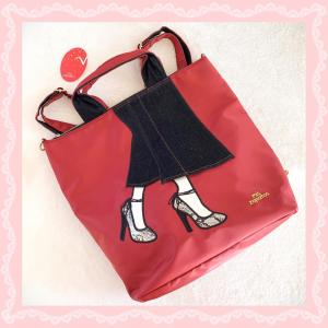 mis zapatos(ミスサパト)♡可愛いだけじゃない♪かなり使える3WAYバッグ♡♡