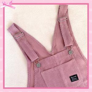 しまむら購入品♡大人ピンクのジャンスカ♡