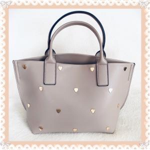 しまむら購入品♡デザイン♪大きさ♪お値段♪全てが好み♡ハートスタッズバッグ♡♡