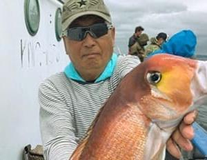 相模湾で「船アマダイ」釣りが開幕 天秤仕掛けでの釣り方キホンを解説