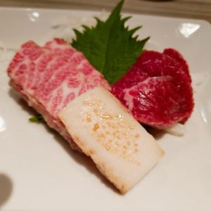「馬肉料理仲巳屋」松山市二番町