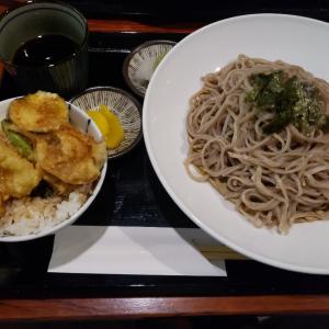 「Cafe&蕎麦 sova sova」松山市大街道