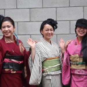 着物とおでんは日本女性を救う
