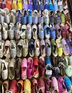 スペイン旅行:やっぱりここの靴「Casa Hernanz」