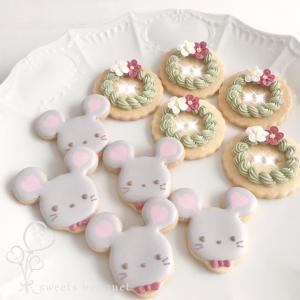 土日祝日レッスンと今週のおみやげクッキー