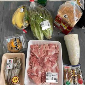 【食材購入記録】7月27日~8月7日【お盆準備】