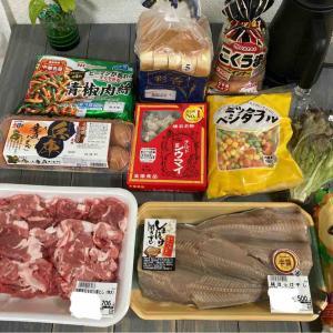 【食材購入記録】8月8日~8月21日【お盆準備】
