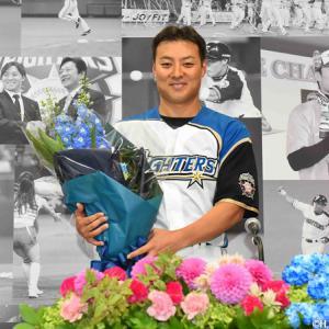 プロ野球選手☆それぞれの引退劇
