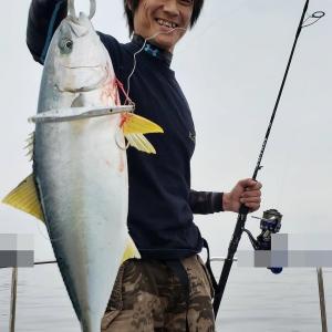遊漁船ウィンガー デビュー! 釣行記19-09
