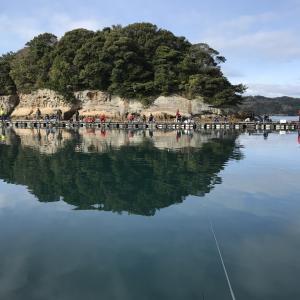 仮屋湾遊漁センター 釣行記19-02