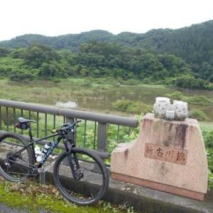 藤井川ダムと飯田ダム。