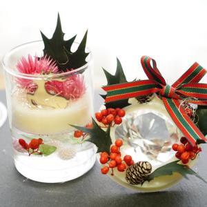 【募集中】MAcafe☆クリスマスのアロマワックス