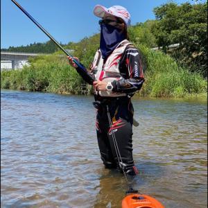 鮎釣り入門はFP