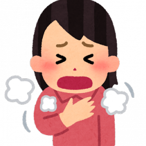 過換気症候群(過呼吸)