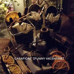 CaraFiore【Funny Valentine】/アロマワックスデザインコース