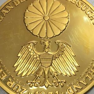 純金メダル買取なら千葉県市川市・本八幡買取店・銀座パリス京成八幡駅前店