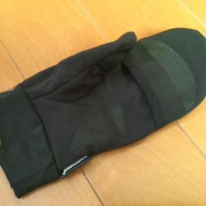 冬用手袋 修理