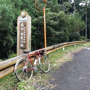 高山・市民の森へ