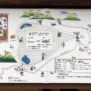 霧ヶ峰の八島湿原散歩