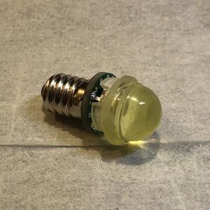 JOS431用LEDイエローバルブの製作
