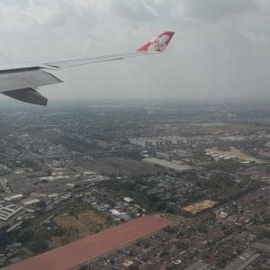 タイに到着   (^_-)-☆