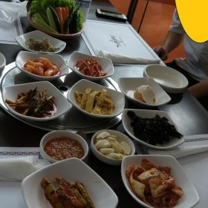 韓国料理屋さんでランチ~