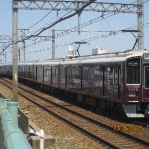 神洲橋北、阪急神戸線神崎川~園田