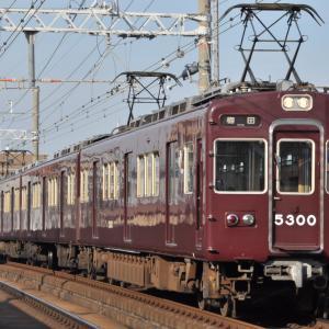 上新庄駅、阪急京都線