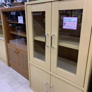 【キャビネット・ミニ食器棚】ミツコシ