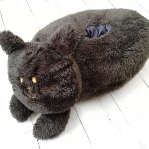 【猫ぬいぐるみティッシュケース】ママハウス